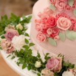 ウェディングケーキの歴史